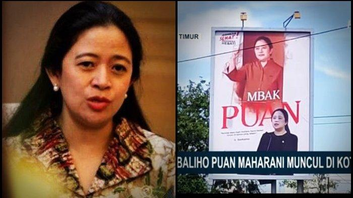 Polisi Tangkap Pencoret Kata-Kata Kotor di Baliho Puan Maharani, Cek 5 Fakta Terbaru Aksi Vandalisme