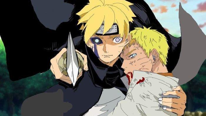 Kisah Naruto Mati? Link Manga Boruto Terbaru Chapt