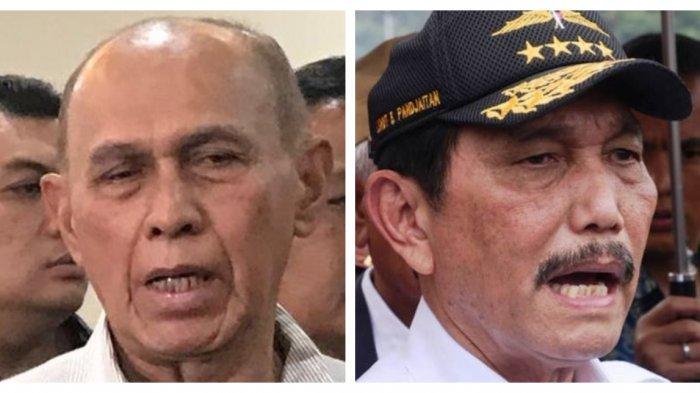 Tidak Hanya Wiranto Sosok Purnawirawan TNI Ini Juga Mata-matai Luhut Binsar Pandjaitan, Ini Akhirnya