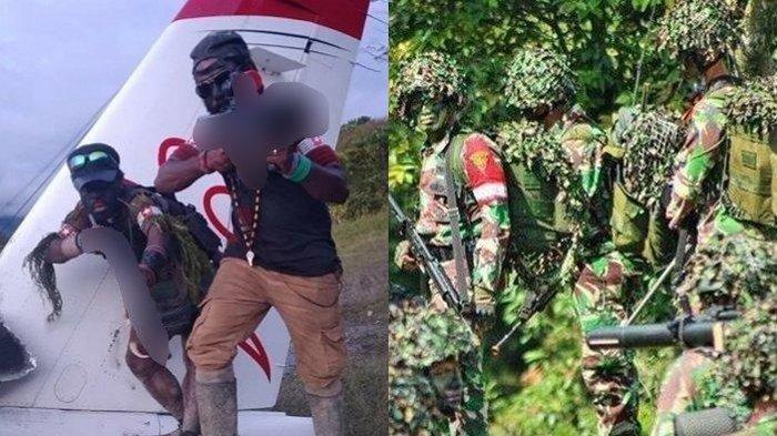 TNI-Polri Kuasai Markas dan Jalur Lintasan KKB Papua, Terungkap Ada Anggota KKB Bertugas Palak Warga