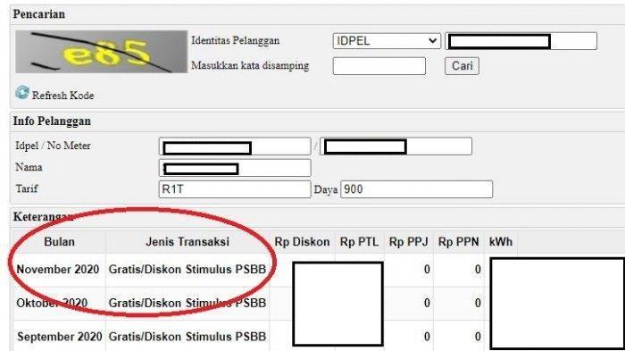 LENGKAP PANDUAN, Link Pulsa Listrik Gratis November 2020 ...