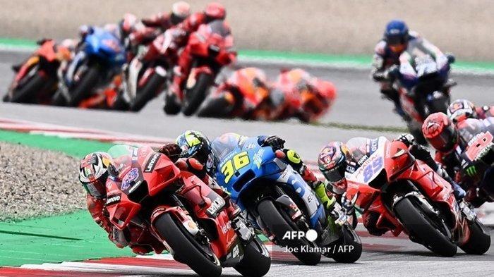 Jadwal MotoGP 2021 Lengkap dengan Jam Tayang Trans7, Tonton GP Inggris Mulai Jumat, Link TV Online