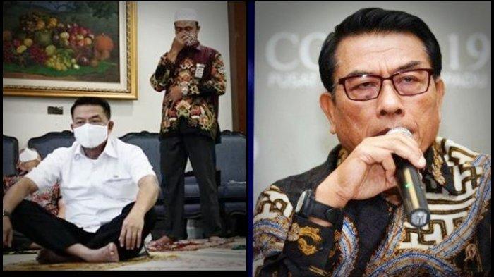Sah Moeldoko Ketum Partai Demokrat, KLB Singkat, KSP Jokowi Justru Salat Jumat di Eks Ruang Soeharto