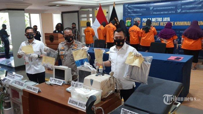 Deretan Fakta Klinik Aborsi Ilegal di Jakarta,Dibuang ke Septic Tank Sampai Cari Mangsa via Situs