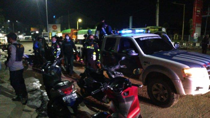 Kendaraan Pakai Knalpot Brong di Samarinda, Siap-siap Disita Polisi