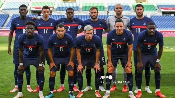 Klasemen, Jadwal Sepak Bola Putra Olimpiade Tokyo 2021: Jerman, Argentina & Prancis di Ujung Tanduk