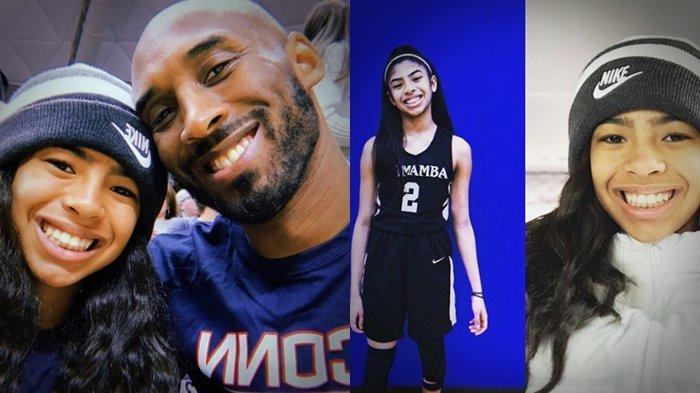 Sosok Gianna Maria Onore Jadi Alasan Kuat Kobe Bryant Mencintai Basket Ikut Tewas dalam Kecelakaan