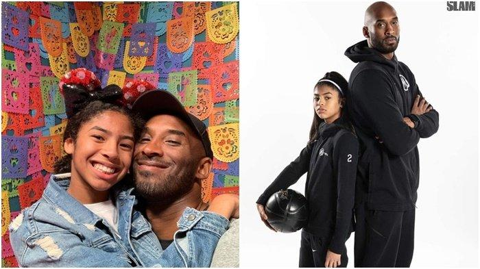 Kobe Bryant Pernah Diminta Punya Anak Lelaki untuk Jadi Penerus, Jawaban Gianna Bikin Takjub Kobe
