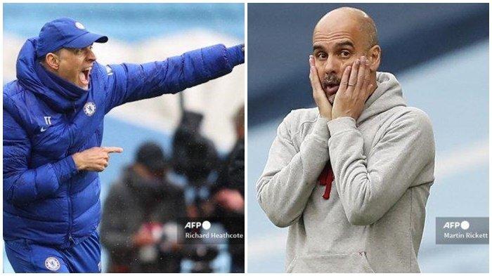 Strategi Chelsea Gagalkan Rekor Manchester City, Live Streaming Final Liga Champions Akhir Pekan Ini