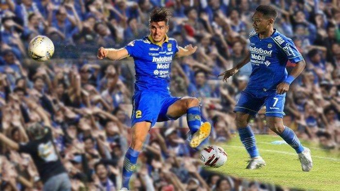 Jelang Persib vs Bhayangkara FC, Kuipers Janji ke Bobotoh, Siap Jegal King Eze Top Skor Liga 1 2021