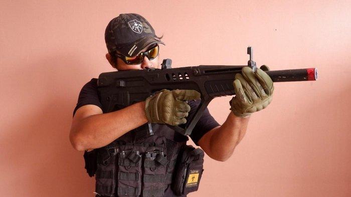 Permainan Berisiko Tinggi Cedera Tapi Pehobi Airsoft Gun Tetap Rela Rogoh Kocek Belasan Juta Rupiah