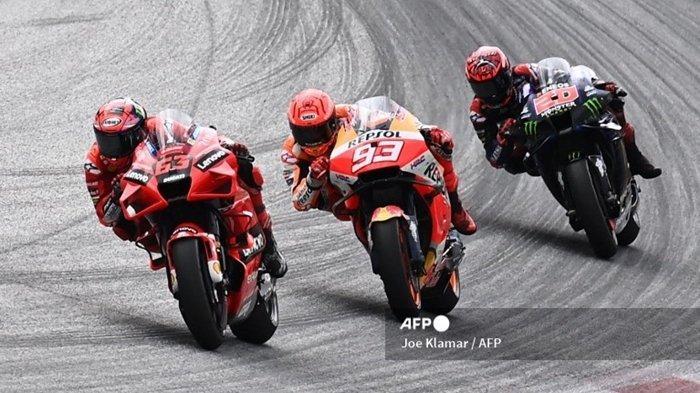 LENGKAP JADWAL MotoGP 2021 Trans 7, Hasil & Klasemen Terbaru, Marquez Diprediksi Bakal Habis-habisan