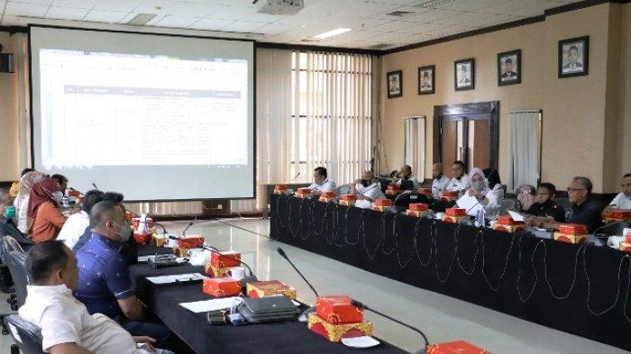 Komisi III Akan Tindaklanjuti ke Kapolda Terkait Insiden Jembatan Dondang Ditabrak Ponton Batubara