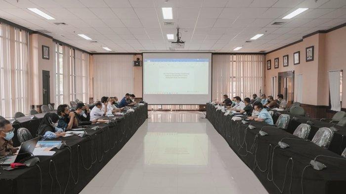 Jembatan Dondang Kembali Ditabrak,Komisi III DPRD Rekomendasikan Kasus Dibawa ke Jalur Hukum