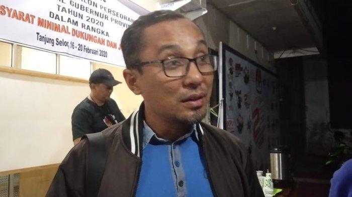 Batal Tarung Lewat Jalur Perseorangan, KPU Kaltara Beber Anang-Ismit Sempat Unggah 22 Ribu Dukungan