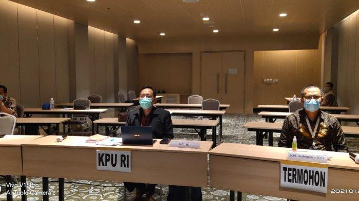 MK Putuskan Gugatan Jhonny Laing Impang-Muhrim Ditolak, Besok KPU Malinau Tetapkan Paslon Terpilih
