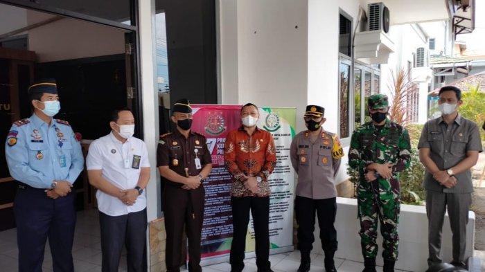 Wujudkan WBK Menuju WBBM, Bupati Paser Fahmi Fadli Tandatangani Komitmen Bersama Jajaran Forkopimda