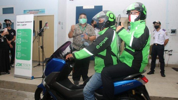 Hasil Riset SBM ITB Sebut Gojek Terapkan Standar Prokes Terlengkap di Industri Ride Hailing