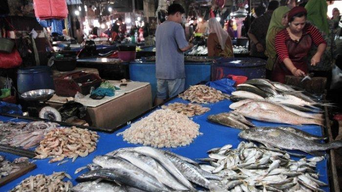 Pandemi Covid-19, Kaltim Malah Surplus Ikan, Daya Beli Menurun Hanya Separuh yang Terjual