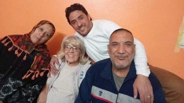 Kenal Lewat Facebook, Nenek 81 Tahun Nikahi Pemuda Mesir, PMInggrisBoris Johnson Ikut Andil