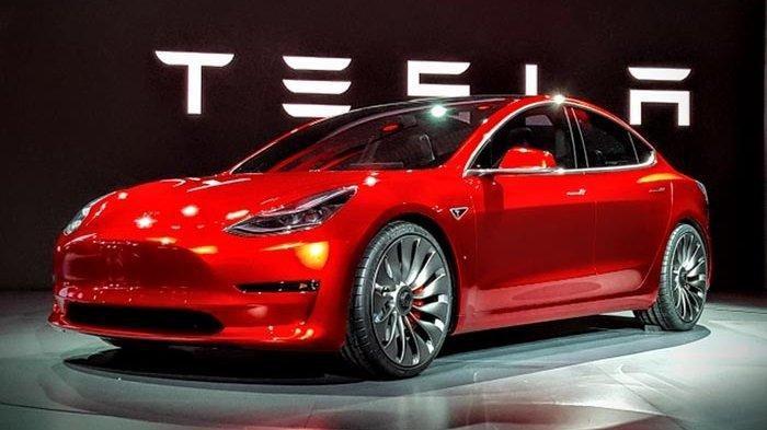 Spesifikasi Mobil Listrik Tesla Model 3, Bebas Sistem Ganjil Genap dan Pajak Bea Kendaraan Bermotor