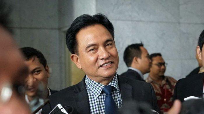 Profil Yusril Ihza Mahendra, Pria Kelahiran Belitung Timur Memiliki 6 Orang Anak, Ini Riwayat Karier