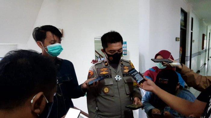 3.945 Personel Linmas Diserahkan ke Polresta Samarinda, Akan Disebar ke 1.962 TPS
