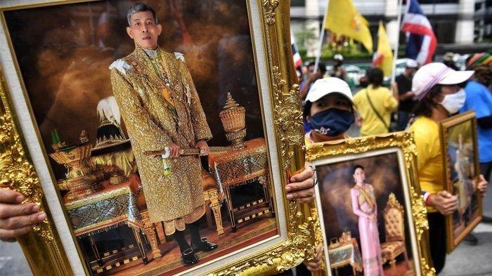 Ribuan Foto Syur Selir Raja Thailand Tersebar, Ulah Keluarga Kerajaan? Daftar Kontroversi Sang Raja