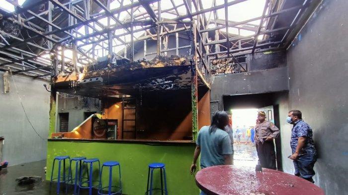Tujuh Karyawan Karaoke dan Bar Selamat, Penyebab Kebakaran di Tarakan Diduga Korsleting Listrik