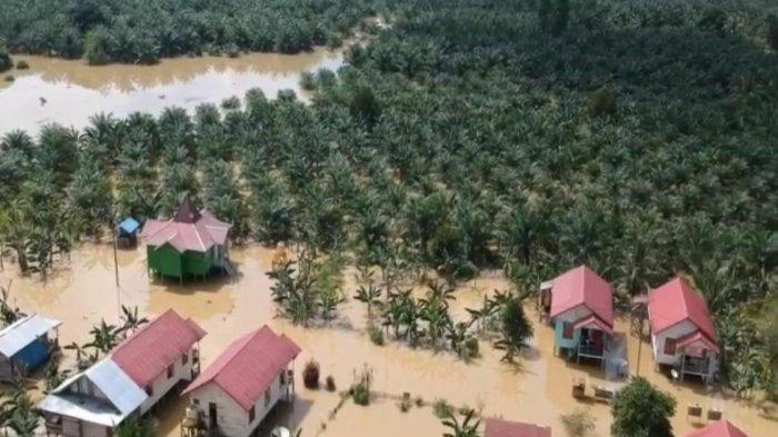 Warga Korban Banjir Minta Perhatian Pemkab Berau untuk Beri Bantuan Pangan