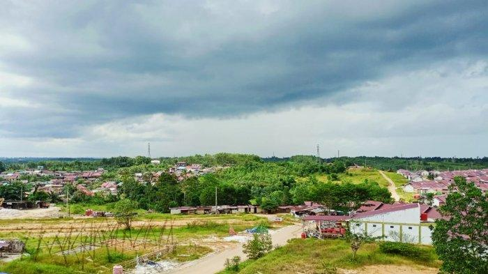 Prakiraan Cuaca Saat Hari Raya Idul Fitri Kamis 13 Mei 2021 di Kalimantan Timur, Berpotensi Hujan