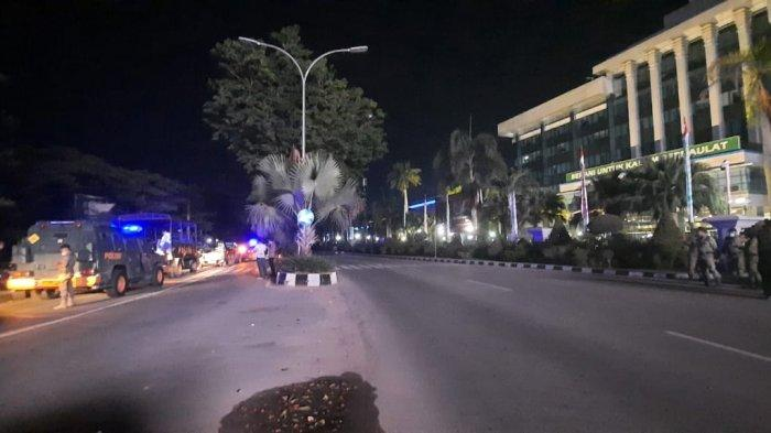 Malam Tahun Baru di Samarinda, Digelar Razia, LPJU Hingga Lampu Tematik Jembatan Dipadamkan