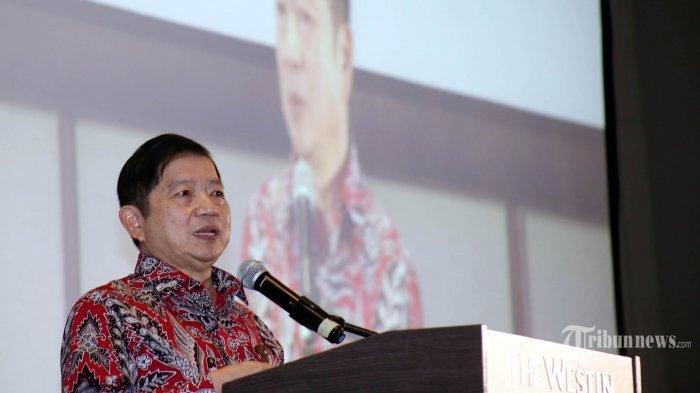 Kondisi Menteri Jokowi Pasca Budi Karya Positif Corona, Menteri PPN Sempat Dikabarkan Isolasi Diri