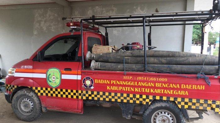 Miris, Armada Pemadam di Kecamatan Tenggarong Seberang Tak Ada, Punya Dua tapi Rusak Semua