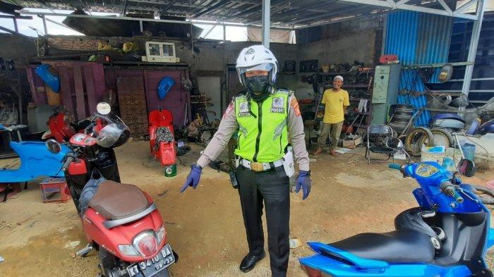 Kecelakaan Pengendara Motor dan Truk, Satu Orang Meninggal, tak Ada Bekas Tabrakan di Tubuh Korban