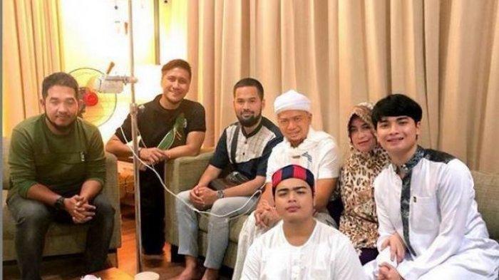 Kondisi Terkini Ustaz Arifin Ilham, Muhammad Alvin Faiz Sebut Lebih Segar dan Nyaman