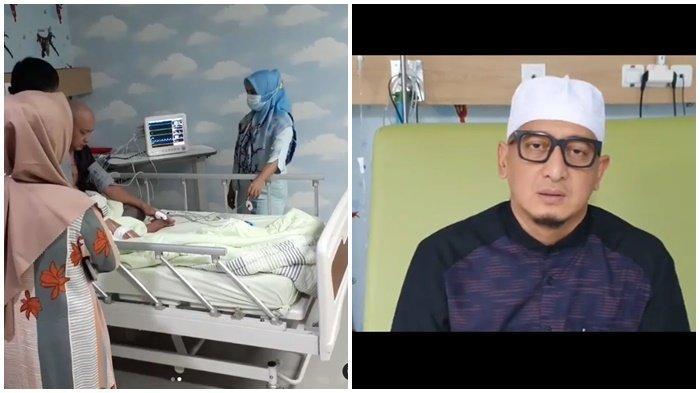 Kondisi Ustadz Zacky Mirza Sudah Membaik, Unggah Video di IG, Janjinya jika Sudah Benar-benar Pulih