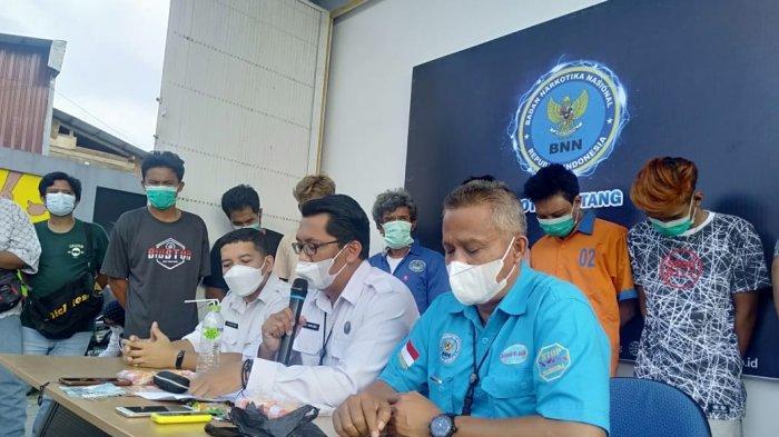 Diduga Terlibat Peredaran Narkoba, BNNK Bontang Kantongi Nama Tahanan Lapas Tenggarong