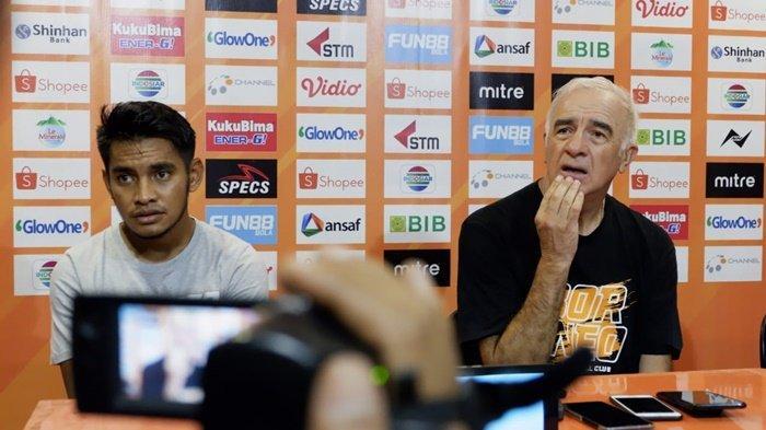 Tekuk Borneo FC, Persib Bandung Kejar Target 5 Besar, Gomez Sebut Pesut Etam Harus Menang Laga Sisa