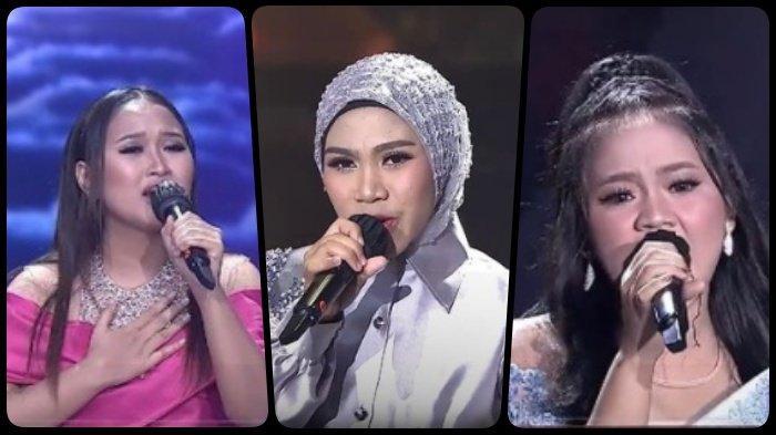 Konser Show LIDA 2021 Top 12 Grup 4, Saingi Anting, Nursia Raih 5 SO, Siapa Terancam Tersenggol?