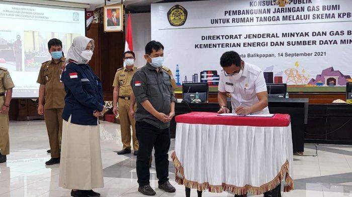 Pemkot Balikpapan Perluas Jargas Rumah Tangga di Lima Kecamatan