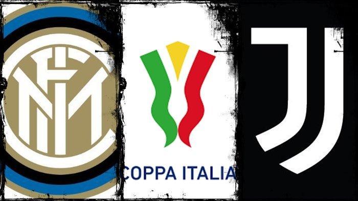 Semifinal Coppa Italia: Inter Milan vs Juventus, Lukaku Absen, Buffon Starter, Live TVRI Malam Ini