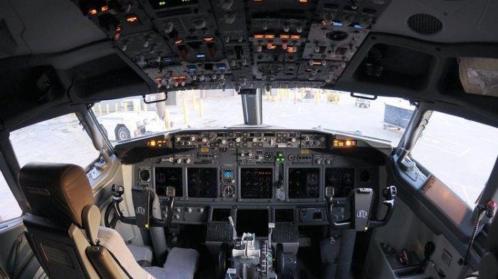 Kokpit Boeing 737 NG(Boeing Mediaroom via kompas.com)