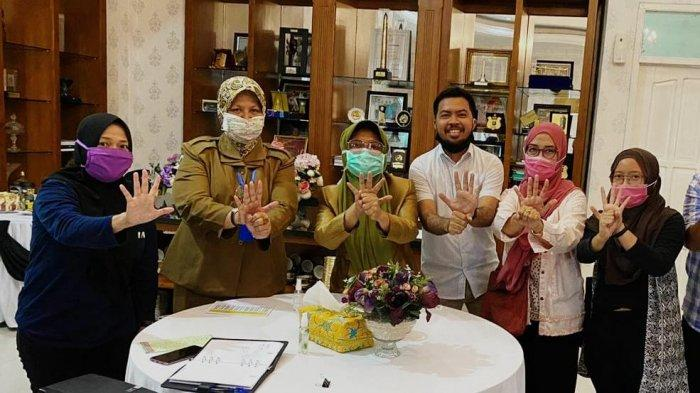 Mulai 8 April, Media Massa dan Komunitas Bontang Kalimantan Timur Kolaborasi Open Donasi Covid-19