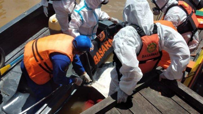 Nasib Karyawan Jasa Pencucian di Tenggarong Kukar, Tenggelam Bersama Mobil, Ditemukan di Hari Ketiga