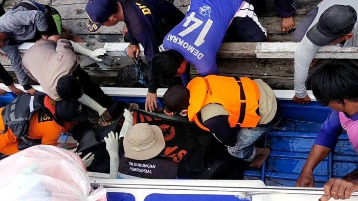 Korban Hilang dalam Kecelakaan Maut Speedboat di Sembakung Nunukan Ditemukan Tewas