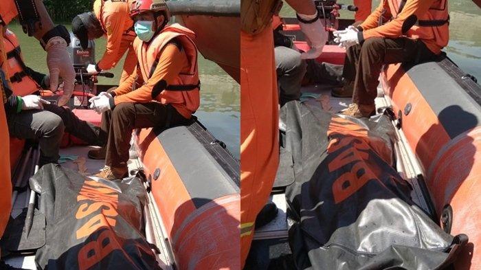 BREAKING NEWS Korban Tenggelam di Perairan Somber Balikpapan Berhasil Ditemukan
