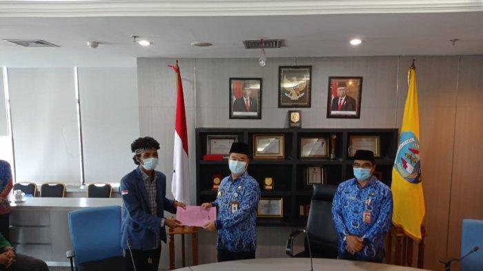 Temui Pjs Gubernur Kaltara Teguh Setyabudi, Mahasiswa Desak Pemekaran Kabudaya