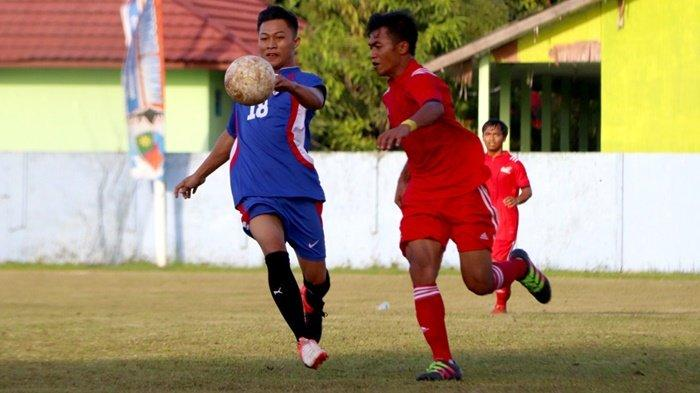 Sumbang Lima Gol, Kadavi Antarkan Kemenangan KPC Sangatta 7-1, Pimpin Klasemen Grup C