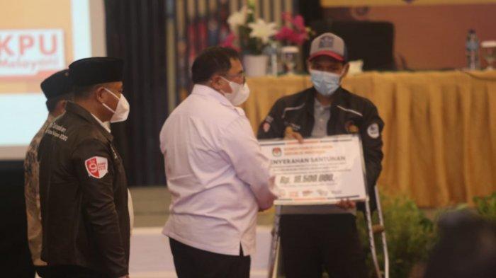 Rizal Effendi Sebut Walikota Balikpapan yang Baru Emban Tugas Lebih Berat dari Masa Kepemimpinannya